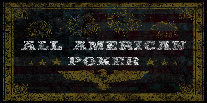"""""""All American Poker"""" – game for traditional players"""